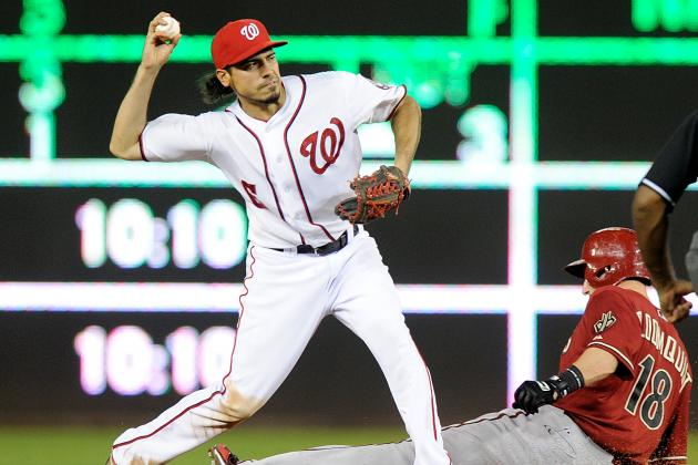 Arizona Diamondbacks (41-36) at Washington Nationals (39-38), 4:05 P.m. (ET)