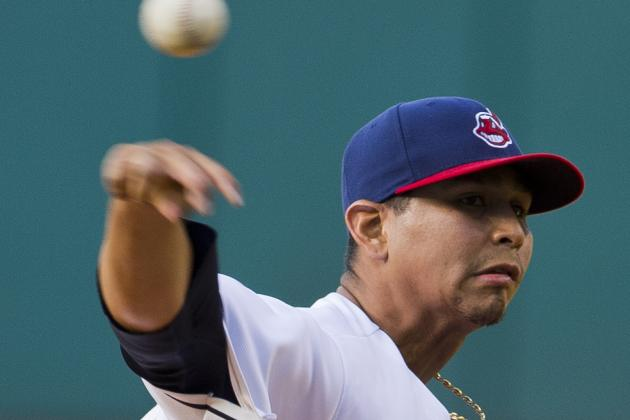 RHPs Bauer, Carrasco Recalled for Double-Header vs. CHW