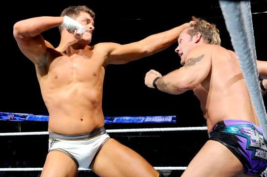 Cody Rhodes' Match Against Chris Jericho Shows His Main Event Potential