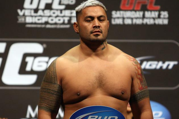 Mark Hunt Claims Skin Graph Failed, May Need More Surgery