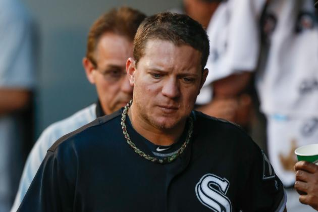 Injured Peavy Hopes to Avoid Trades