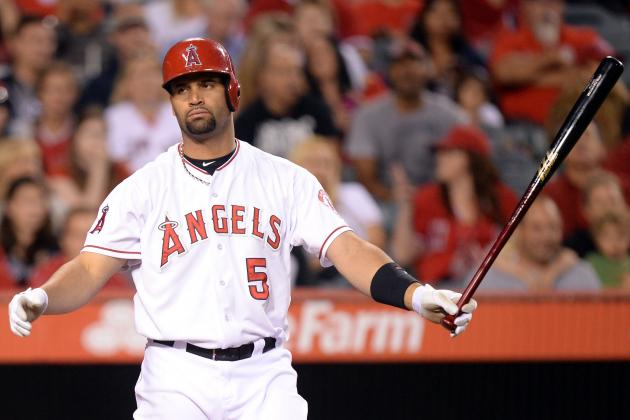 Albert Pujols' Bitterness Toward Cardinals Shows He Regrets Decision to Leave