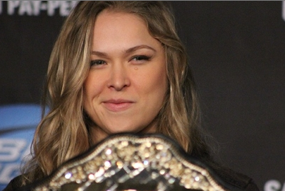 Ronda Rousey Tries to Emulate Fedor Emelianenko When She Fights