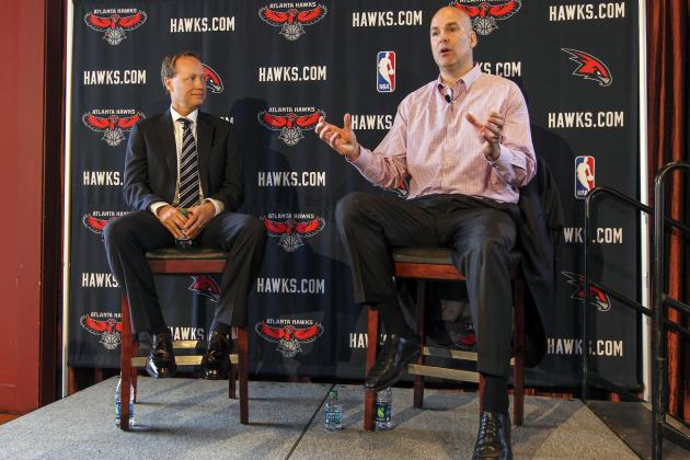 Danny Ferry Moves to Next Big Step in Hawks Rebuilding