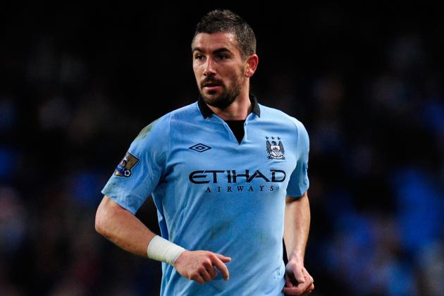 Manchester City's Aleksandar Kolarov May Follow Tevez to Juventus