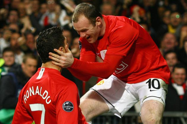 Cristiano Ronaldo's Potential Homecoming Would Give Wayne Rooney Reason to Stay