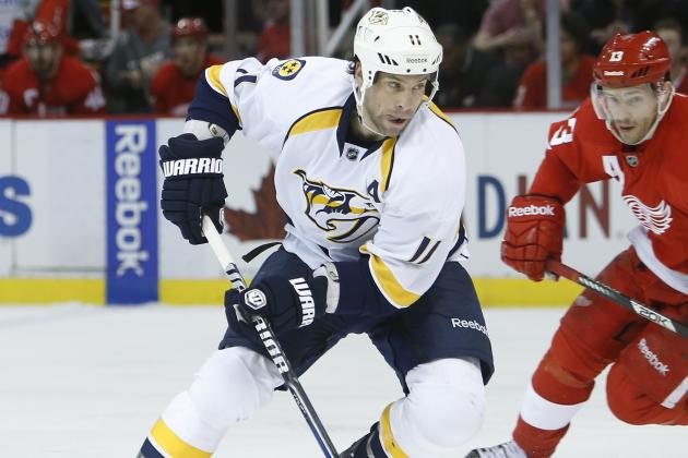 Grading out Each Draft Class in Predators' 15 Years of Play