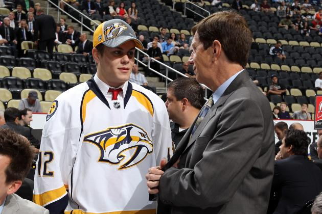 Poile Previews the 2013 Draft
