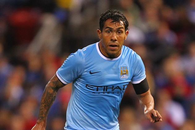 Juventus Star Tevez to Face Community Service?