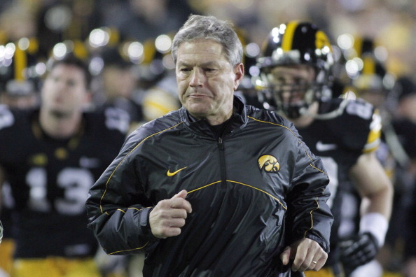 Ferentz Cautiously Optimistic About Running Back Depth