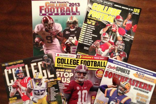 LSU Football Gets Little Respect in Preseason College Football Magazines