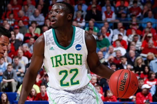 Notre Dame Men's Basketball: Grant a Finalist