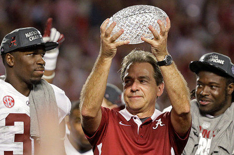 Alabama Football the Team to Beat According to Preseason Football Magazines