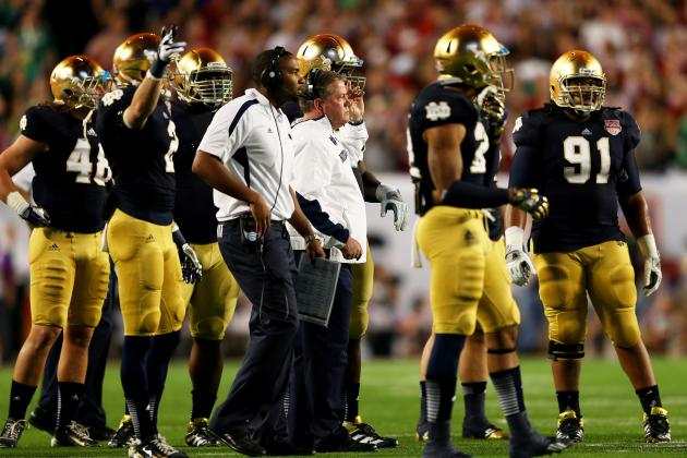 Notre Dame Football: The Shaky State of the Irish's 2014 Schedule
