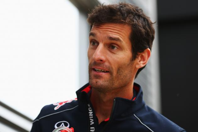 Mark Webber to Quit Formula One for Porsche LMP1 Seat