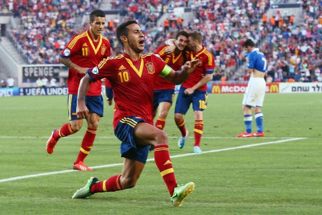 Thiago Alcantara Should Consider National Team Future Before Making Summer Move