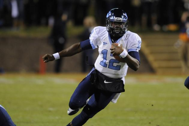 UNC Football: Marquise Williams Preview