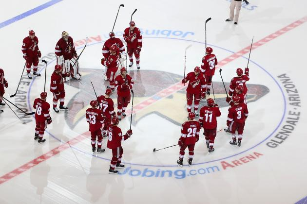 Glendale's Offer to Keep Coyotes Is a Doozy