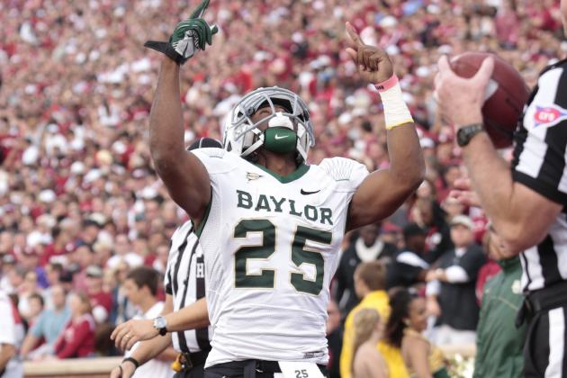 Baylor RB Lache Seastrunk Is a Dark Horse for the Heisman