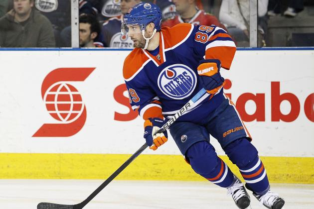 NHL Trade Rumors: Sam Gagner, Dave Bolland and Players Potentially on the Move