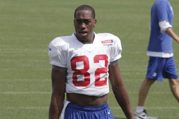 Four New York Giants Who Could Be Primed to Break out in 2013