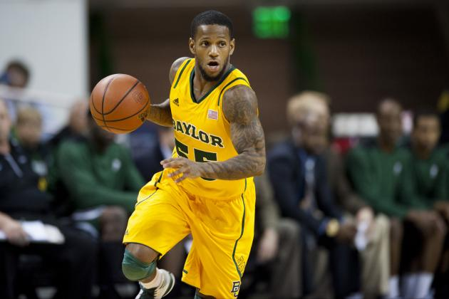 NBA Draft 2013: Phoenix Suns Interested in Baylor Point Guard Pierre Jackson