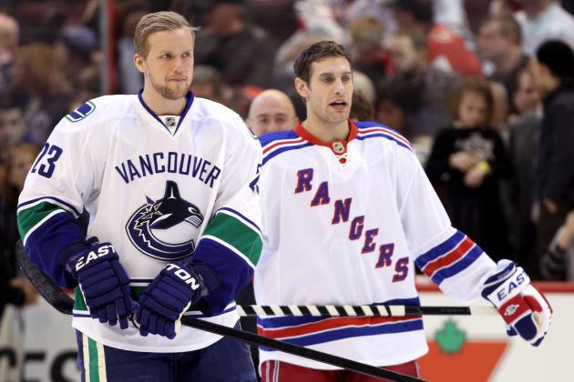 Vancouver Canucks to Host New York Rangers in Preseason Game?