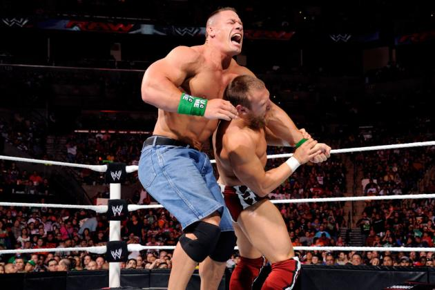 John Cena and Daniel Bryan Don't Need Bella Twins for Potential Future WWE Feud