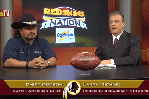 Redskins' Indian-Chief Defender: Not a Chief, Probably Not Indian