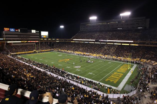 ASU Football Season-Ticket Renewals Way Up