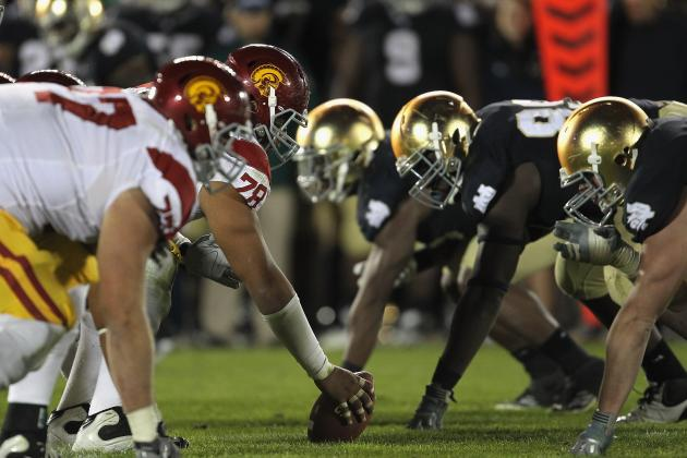 Is USC or Notre Dame the Real Winner of Extending Rivalry Series?