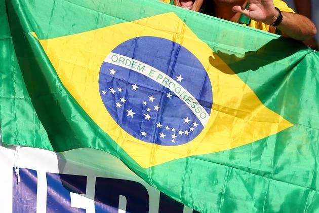 UFC Not Planning November 15th Event in Brazil