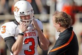 Oklahoma State Football: When Dana Holgorsen Met Brandon Weeden