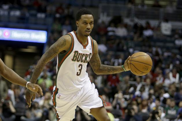 Report: Bucks Let Teams Know Brandon Jennings Available in Trade