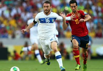 Spain vs. Italy Confederations Cup Live Blog: Instant Reactions and Analysis