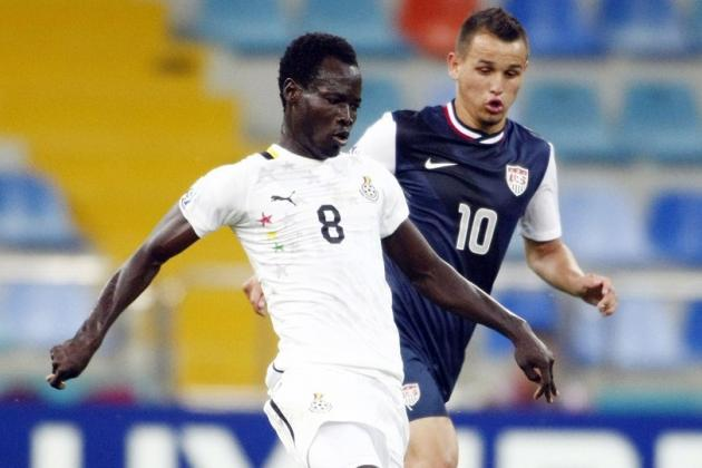 U-20 World Cup 2013 Results: Scores and Highlights from Day 7