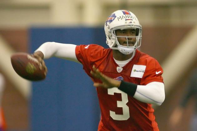 Can Doug Marrone and EJ Manuel Be a Winning Combination in 2013?