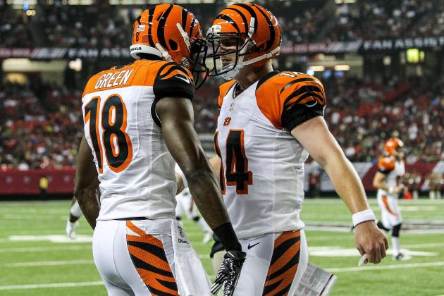 Cincinnati Bengals: Breaking Down the Most Dangerous Offensive Play from 2012