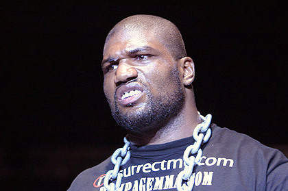 MMA's Great Debate Radio: Quinton 'Rampage' Jackson and Tim Kennedy