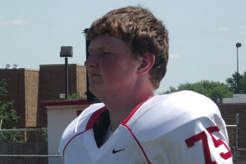 Ohio OL Danny Burns Has Committed to Louisville