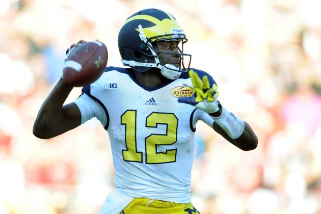 Michigan's Devin Gardner Has Skills to Surpass Braxton Miller As Best Big Ten QB