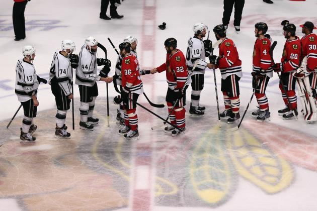 Blackhawks of 2013 vs. Kings of 2012: Who Would Win?