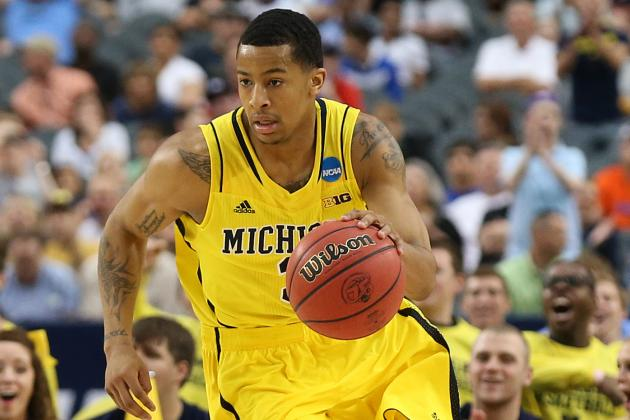 Trey Burke Will Emerge into Top Point Guard If Drafted by Detroit Pistons