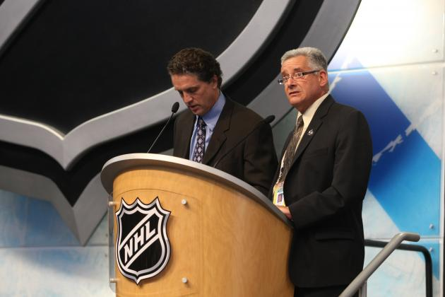 Kings Enter 2013 NHL Draft with 10 Potential Selections
