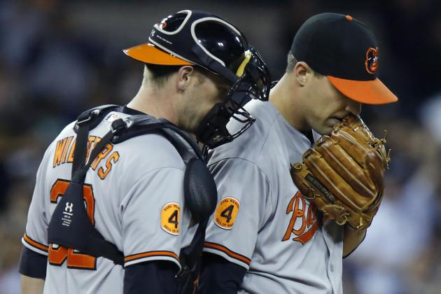 Orioles' Closer Crisis: A Look at the Top Candidates to Take Over Closing Duties