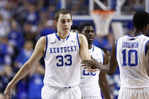 Kyle Wiltjer Transfer: Kentucky Big Man Visits Gonzaga