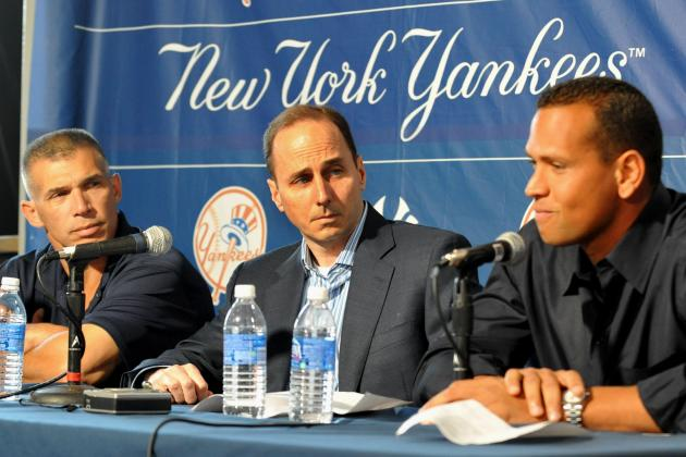 Step-by-Step Plan for Alex Rodriguez, Yankees to Rid Themselves of Each Other