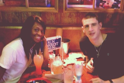 Alex Len and Girlfriend Essence Townsend Are Your Cute Couple of NBA Draft