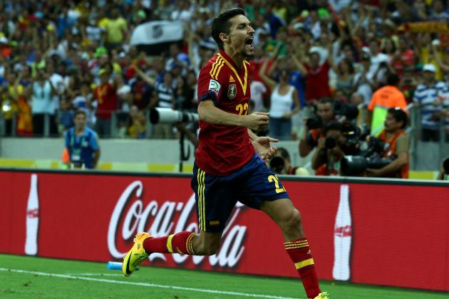 Spain Defeats Italy in Penalty Kicks to Head to the Confederations Cup Final