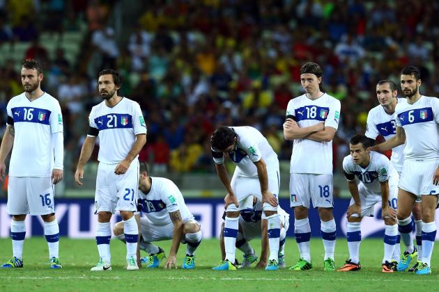 Brave Italy Show World Cup Potential Despite Penalty Heartbreak Against Spain
